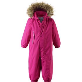 Reima Gotland Winter Overall Toddler, raspberry pink